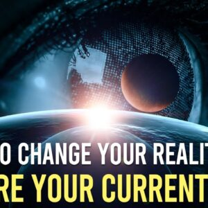 In Order To Manifest Your Desire, You MUST IGNORE The Current REALITY!
