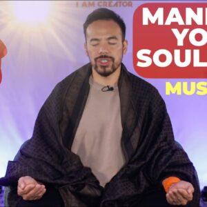 Powerful Guided Meditation to Manifest Your Soulmate Using Third Eye Manifestation Portal