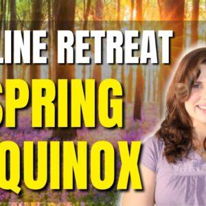 Online Retreat Spring Equinox with Robert Zink & Master Manifesting Team