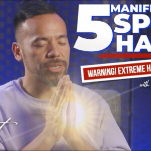 5 Manifestation SPEED Hacks for 2021 | Law of Attraction [Warning! This is NOT for Everyone!!]