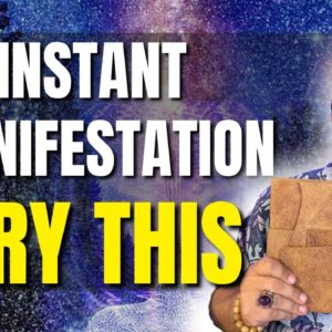 How To INSTANTLY Manifest Anything With Scripting | Tips | Law of Attraction