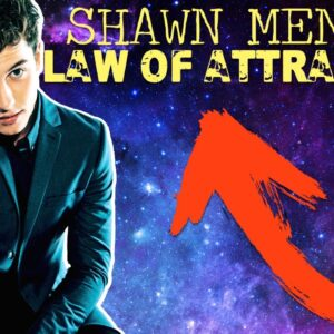 Law Of Attraction | Shawn Mendes | The POWER of AFFIRMATIONS (it all came true!)