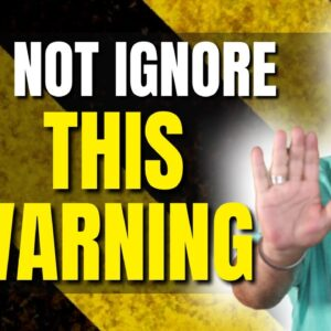 5 Warning Signs From The Universe | DO NOT IGNORE