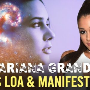 Ariana Grande Talks LAW OF ATTRACTION & MANIFESTATION! (learn from this)