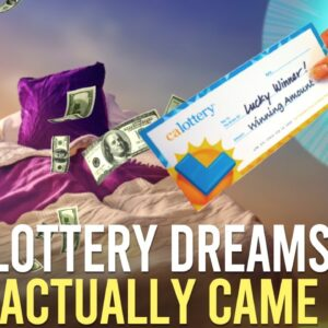 """""""I was CONVINCED i Was Going TO WIN! 