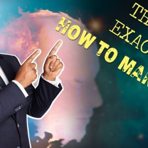 """Steve Harvey LAW OF ATTRACTION """"if you can see it in your mind, you can hold it in your hand!"""""""