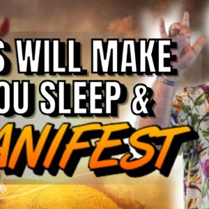 Fall Asleep Fast  - Manifest What You Want While Sleeping