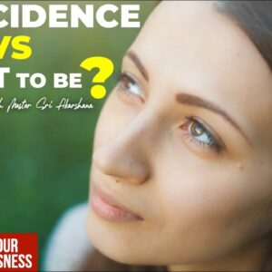 The Shocking Truth about Coincidences in Life | Expand Your Consciousness with Master Sri Akarshana