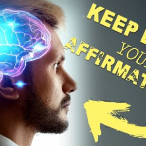 KEEP DOING YOUR AFFIRMATIONS! (here's why!)