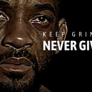 KEEP GRINDING - Best Motivational Speech 2021