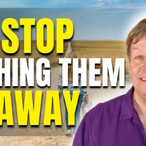 Stop Pushing Them Away! How To Draw Them To You | Let Go!
