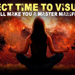 This Is The PERFECT TIME to VISUALIZE! (life changing!)