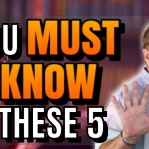 5 Laws Of Creation & Manifestation | You Must Know This