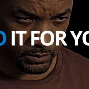 DO IT FOR YOU 🔥 (Best Self Discipline Motivational Speech)