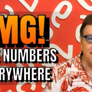 The Meaning of Seeing Numbers | 1111, 2222, 444, 666, 999 | Manifesting With The Law of Attraction