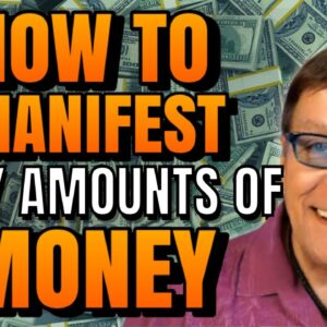 How To Attract Money Fast! The Exact Formula I Use