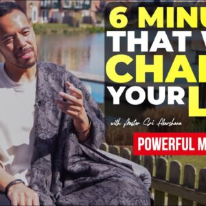 Becoming the Chameleon   The Secret to Peace, Bliss & Harmony with The Universe [Powerful Message!]