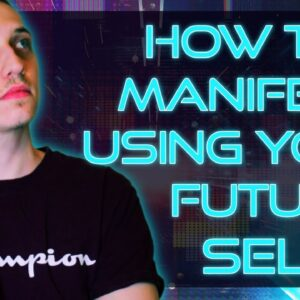 HOW TO MANIFEST USING YOUR FUTURE SELF 📢 ⭐ Giveaway announcement in the end! ⭐