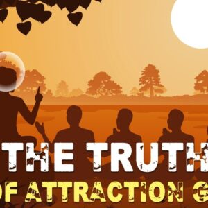 The TRUTH About LAW OF ATTRACTION GURU'S! (you should know..)