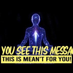 I'm Grateful This Video FOUND YOU! (no coincidences!)