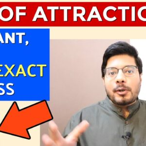 """MANIFESTATION #224: 🔥 """"IMPOSSIBLE"""" Goal Achieved Fast with 100% Accuracy 