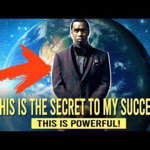 P Diddy's Secret To Success | COPY THIS! (super important!)