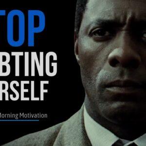 SELF CONFIDENCE   Morning Motivation   Motivational Speech