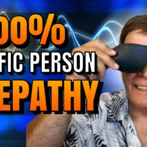 Telepathically Connect With Your Specific Person | Your Mind Will Attract Them To You | 100% Results
