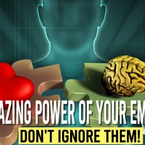 The CRAZY Power Of EMOTIONS (how they work with law of attraction)
