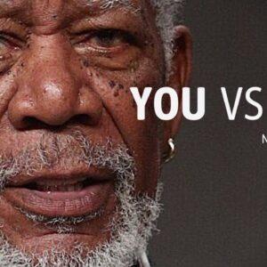YOU VS YOU || Best Self Discipline Motivational Speech