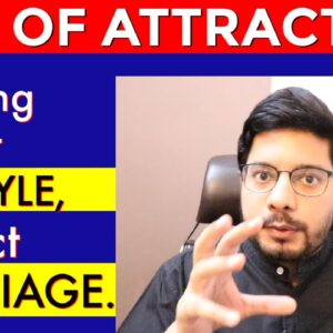MANIFESTATION #226: 🔥 Creating Perfect Lifestyle & Perfect Marriage using Law of Attraction | HUGE