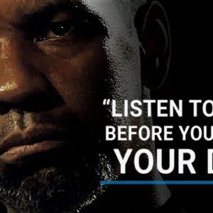 FOCUS ON YOU EVERY DAY - Best Motivational Speech