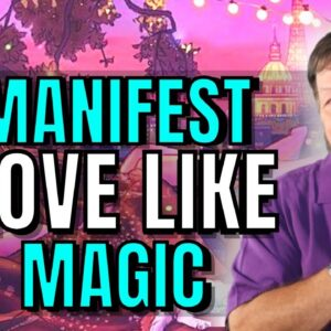 Attract A Loving Relationship / Specific Person | Use These Powerful Affirmations | Works Like Magic