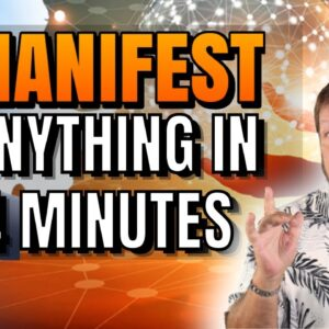 How To Manifest Anything   4 Minute Neville Goddard Method   💥EXTREMELY POWERFUL!💥