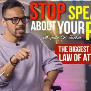 Stop Talking About Your Past! This is Why.. [Law of Attraction Mistakes]