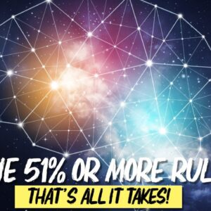 The 51% or More Rule! | law of attraction (try this!)