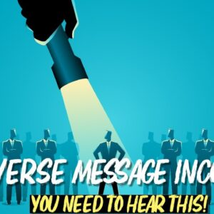 Universe Has A MESSAGE FOR YOU! (only if you see this!)