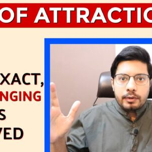 MANIFESTATION #225: 🔥 100% EXACT and PERFECT Success Achieved with Law of Attraction | Success Story