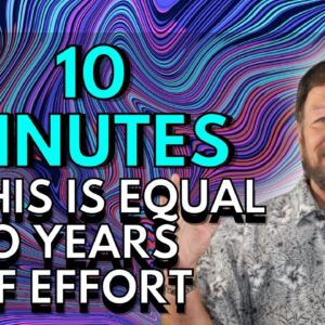 10 Minutes of This Is Equal To Years & Years of Trying   INSPIRATIONAL