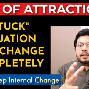 MANIFESTATION #227: 🔥 INSPIRING Law of Attraction Success | Inner Change Leads to Success