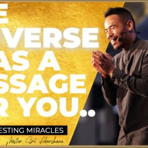 A Powerful Message From The Universe.. [MUST WATCH!]
