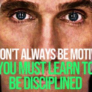 FOCUS ON YOU (Best Self Discipline Motivational Video)