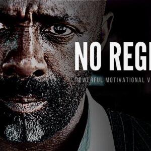 One Life, NO REGRETS - Best Motivational Speech