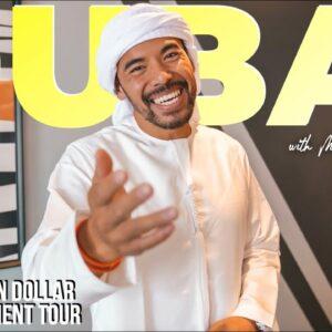 Master Sri Akarshana Dubai House Tour | MTV Cribs Style [Wait for The  Million Dollar Ocean View..]