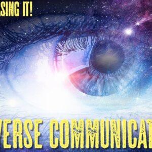 UNIVERSE COMMUNICATION! | URGENT! (stop chasing!)