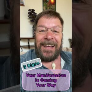 3 Signs Your Manifestation Is Coming Your Way #shorts