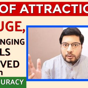 MANIFESTATION #230: 🔥 4 HUGE Goals Achieved Fast With 100% Accuracy | Law of Attraction Works