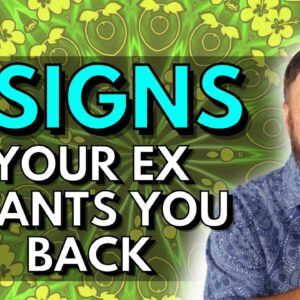 5 Signs Your Ex Wants You Back | Manifest The Person You Dream About
