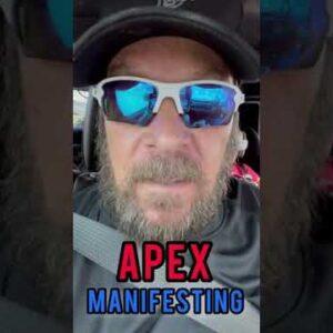 Apex Manifesting Type #shorts