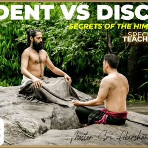 Student vs Disciple: What's the Difference? | Secrets of the Himalayan Yogi [TEACHERS DAY EDITION]
